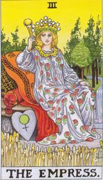 major arcana - the empress