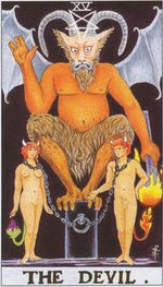 major arcana - the devil