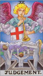 major arcana - judgement